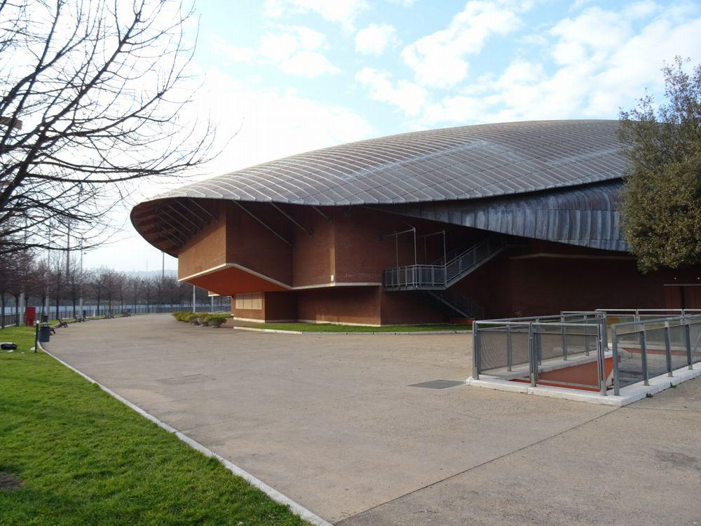 アウディトリウム音楽公園:Auditorium Parco della Musica