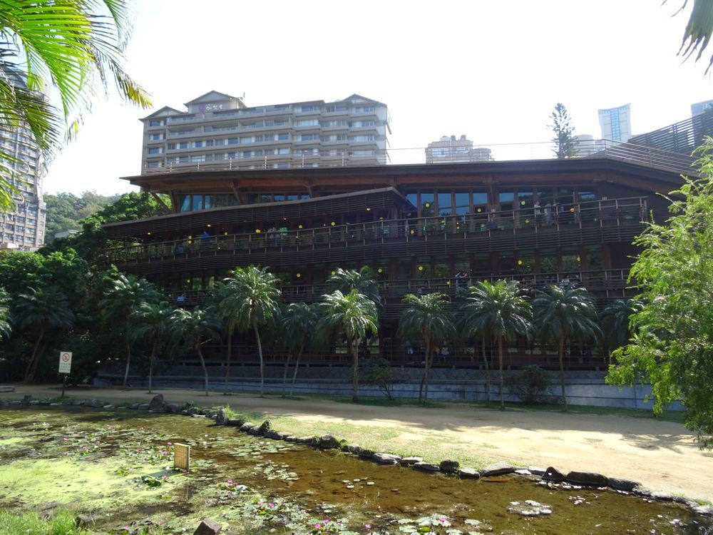台北市立図書館北投分館   台湾の建築【世界建築巡り】